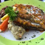 Fish creole (spicy)
