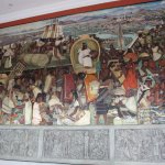 Photo of Murales de Diego Rivera en la Secretaria de Educacion Publica