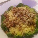 Broccoli pasta...mmmmm