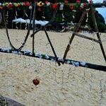 プカシェルビーチの写真