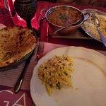Foto de Ganesha Indian Restaurant