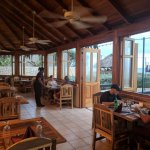 Blue Mahoe Restaurant at The SPA Retreat Foto
