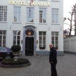 Photo de Hotel Navarra Brugge