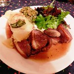 Duck Breast at Le Demode - Incredible!!!