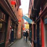 Fan Tan Alley Chinatown
