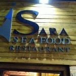 Foto de Sarah Fish Restaurant