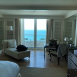 King oceanfront room