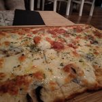 pizza de setas