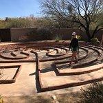 Spa Labyrinth