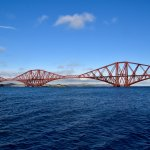 The Forth Bridge from South Queensferry.