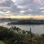 View of the Rio Napo