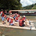 Rafting trip on the Napo