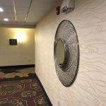Elevator waiting area