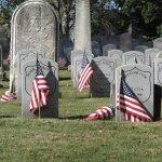 Civil War graves