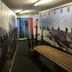 Dedicated ski lockers for each room all with integral ski boot dryer/heaters.