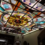 Plafond salle