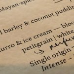 Selection of Puddings