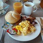 Tasteful breakfast