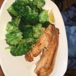 Simply Grilled Tilapia