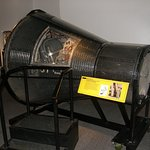 This Mercury-Atlas 5 capsule carried a chimpanzee named Enos into orbit.