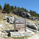 Several strenuous nature trails let hikers explore Grandfather Mountain.