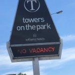 Foto de Towers on the Park