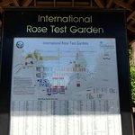 Rose Garden map