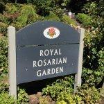 International Rose Test Garden Foto