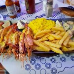 the larger prawns worth ordering