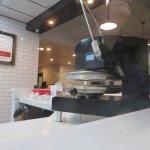 The Pizza Press press -