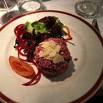Excellent Beef Tartar