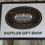 Raffles Gift Shop