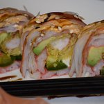 Another shot of the best food anyone can get in a Restaurant...the West Texas roll