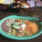 Enchilada de Cangrejo