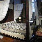 Bedroom in the 1800's