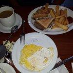 Rico desayuno!