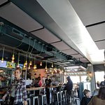 Main bar again, but apparently at the ceiling?