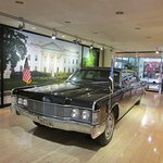LBJ President's car