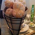Hot Donut Holes