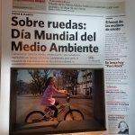 Clarin newspaper