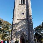 Drumcliffe church entrance