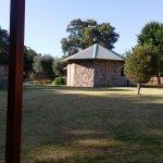 Harvey Internment Camp Memorial Shrine