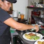 Foto de Falafel Bar Medetirenean cusine