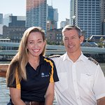 Owners Darren and Carolyn Timms