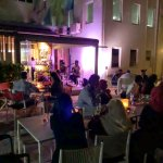 Live music and feast