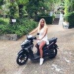 Motorbike rental Krabi照片
