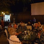 Our patio is such great place for friends and family to gather!