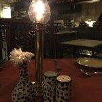 The Restaurant Table :-)