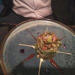 Salade cactus