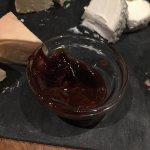 plateau de fromages et sirop de Liege